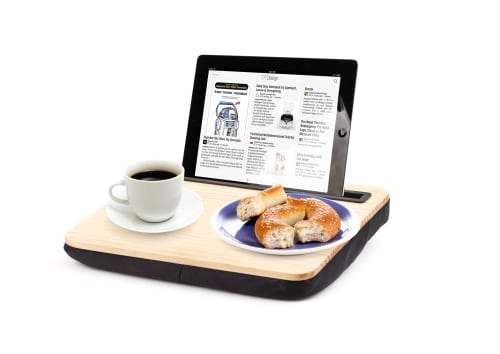 Plateau coussin pour tablette iBed high tech concept store à Blois 41000