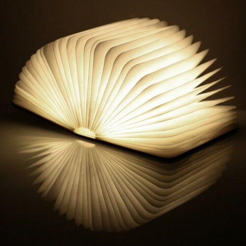 lampe livre en bois Halo luminaires concept store à Blois 41 Loir et cher 41000