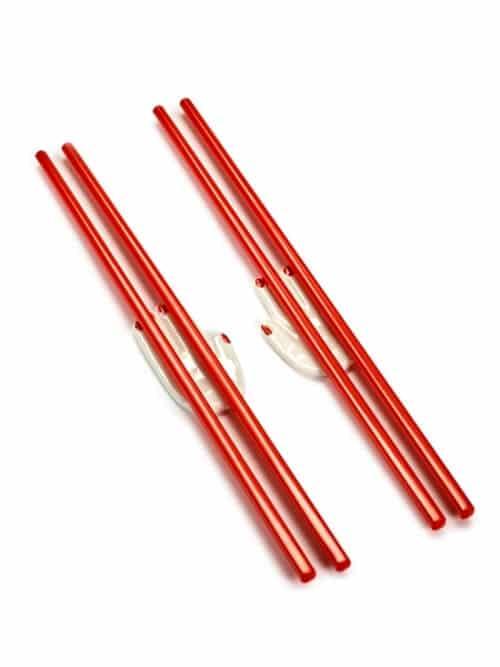 Pose-baguettes Mains / Set de 2 (baguettes japonaises incluses) - Serax