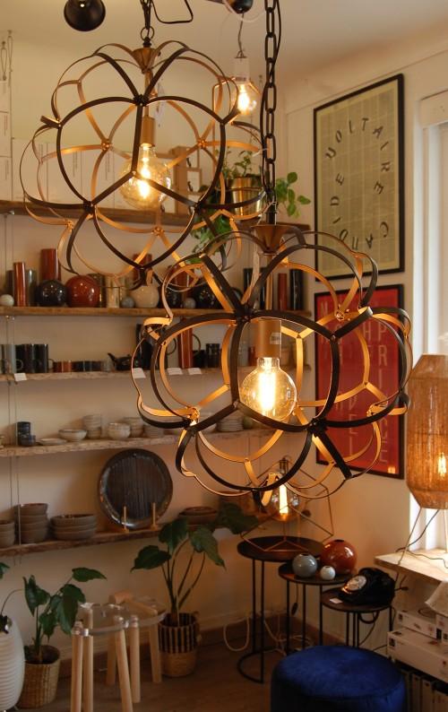 Suspension Capi, La Suite, vente luminaires concept store à Blois (41000) - suspension