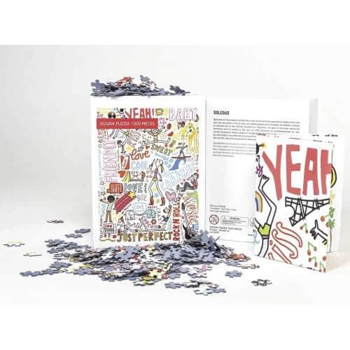 5228 Puzzle Soledad, lifestyle culture et jeux à Blois 41000