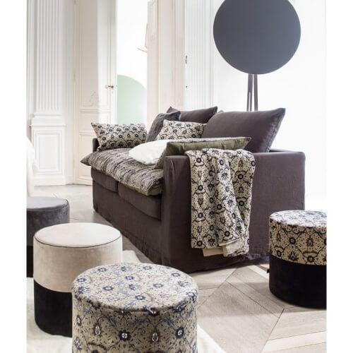 Canapé Brooklyn de 2 à 3 places, mobilier concept store à Blois